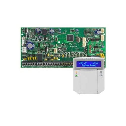 Kit Paradox Spectra Plus de 8 a 32 zonas . Central SP6000 + Teclado K32LCD