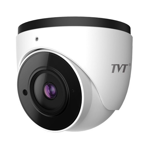 Domo IP TVT 5Mpx (2,8mm )IR 30m con Análisis de video