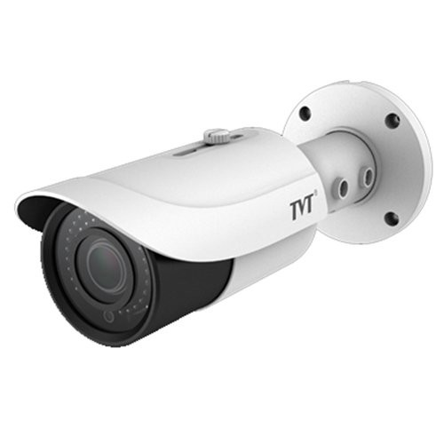 Cámara Tubular TVT 4en1 2Mpx 1080P IR50m Lente varifocal 2,8 a 12 mm