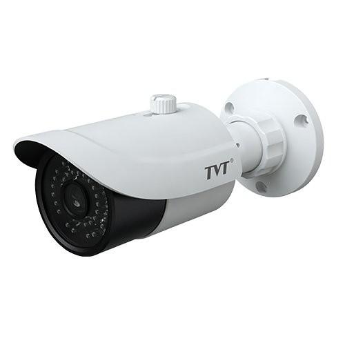 Cámara Tubular TVT 4en1 2Mpx 1080P Starlight IR30m Lente varifocal motorizada 2,8 a 12 mm