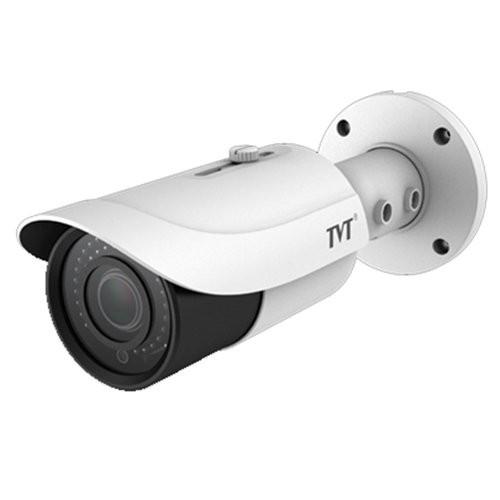 Cámara Tubular TVT 4en1 2Mpx 1080P Starlight IR50m Lente varifocal motorizada 2,8 a 12 mm