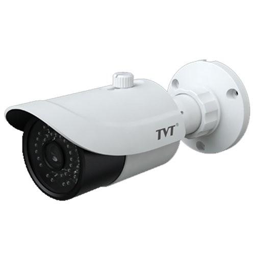 Tubular TVT 4en1 4K 8Mpx IR30m Lente motorizada 3,2 a 12 mm